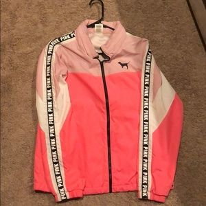 i am selling a extra small PINK jacket